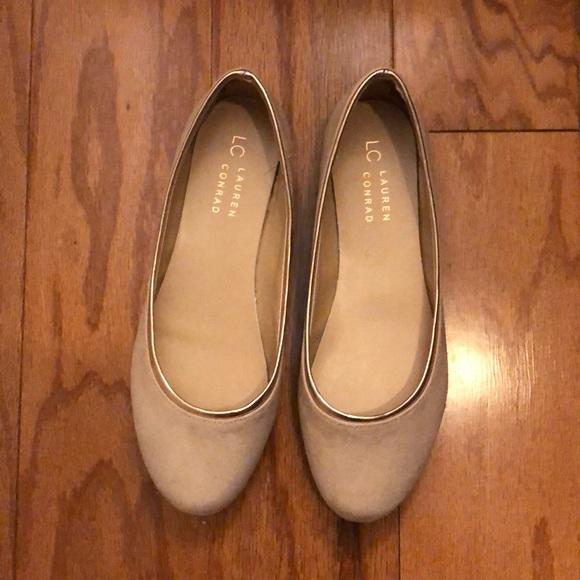 LC Lauren Conrad Shoes   Nib Lauren Conrad Blue Espadrille